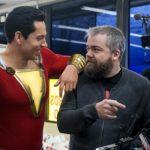 David F. Sandberg rendező a Twitteren kommentálta végig a Shazamot