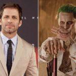 Zack Snyder az Igazság ligája újonnan forgatott jeleneteiről és Joker visszatéréséről beszélt