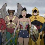 Bejelentették a Justice Society: World War II című DC animációs film szereplőgárdáját