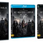 EXKLUZÍV: Íme, minden tudnivaló a Zack Snyder: Az Igazság Ligája hazai megjelenéséről