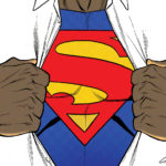 Az új Superman film egy színesbőrű Kal-Elt fog behozni a DC filmes multiverzumába